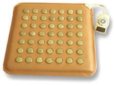 Тепловой мат Guifuren BK-300B1 (Кож. заменитель) - Турманиевые и нефритовые изделия