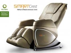 Массажное кресло OGAWA Smart Crest OG5558 - Массажные кресла