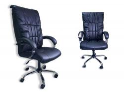 Офисное массажное кресло EGO BOSS EG1001 в комплектации LUX - Офисные массажные кресла