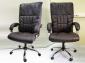 Офисное массажное кресло EGO BOSS EG1001 в комплектации LUX-1