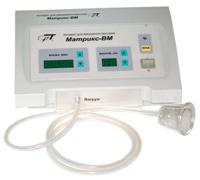 Аппарат для вакуумного массажа «Матрикс-ВМ» - Аппарат лазерной терапии «Матрикс»