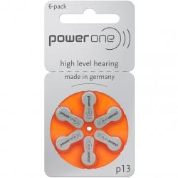 Батарейки Powerone P13 - Батарейки для слуховых аппаратов