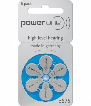 Батарейки Powerone P 675