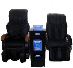 Массажное кресло Relaxa PES-0117 T/D - Вендинговые массажные кресла с купюроприёмником