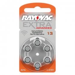 Батарейки Rayovac 13 - Батарейки для слуховых аппаратов