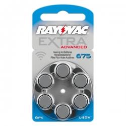 Батарейки Rayovac 675 - Батарейки для слуховых аппаратов