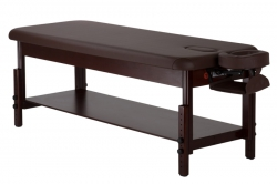 Cтационарный массажный стол YAMAGUCHI Kioto - Столы массажные стационарные