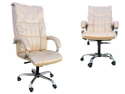 Офисное массажное кресло EGO BOSS EG1001 в комплектации ELITE - Офисные массажные кресла