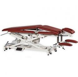 Стационарный двухмоторный массажный стол FysioTech Expert 2M - Столы массажные стационарные