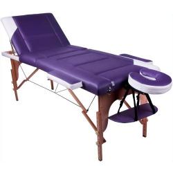 Трехсекционный массажный стол Profi - Складные массажные столы
